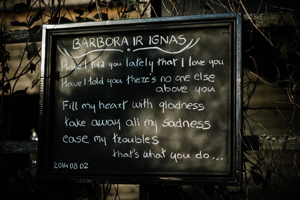 Barbora+Ignas Blog 101