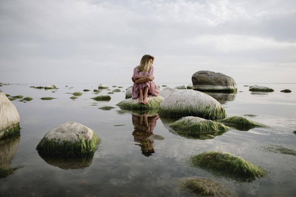 Lina Aiduke Photography Water sleep 010