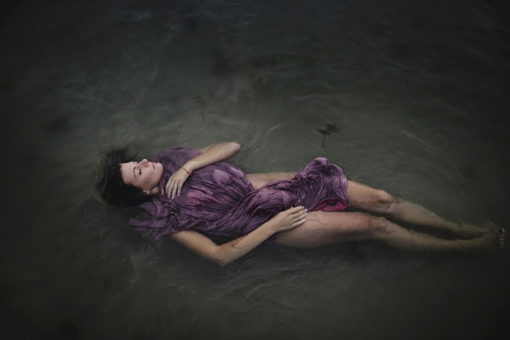 Lina Aiduke Photography Water sleep 056