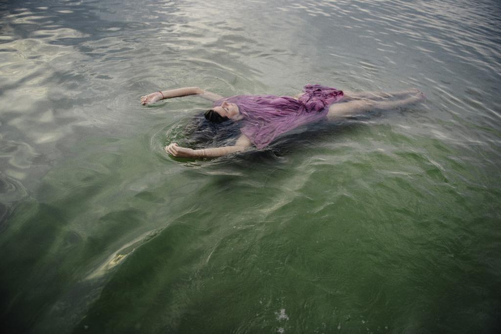 Lina Aiduke Photography Water sleep 061
